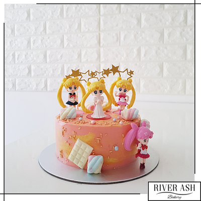 Sailormoon Cake