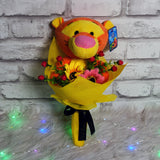 Pooh Family Round Bouquets (PFR05C)