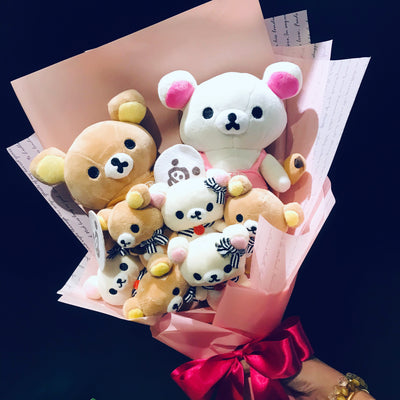 Rilakkuma Sided Bouquet (RKS03)