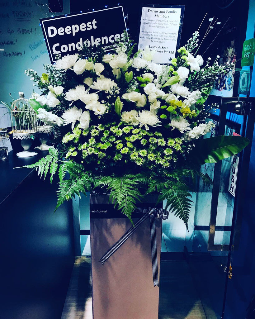 Condolence Stand (CDS18)