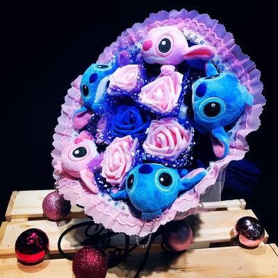 Stitch Bouquet (STR08)