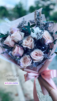 10 Roses Bouquet (FD0