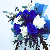 Blue Rose Royalty Bouquet! (FD016)