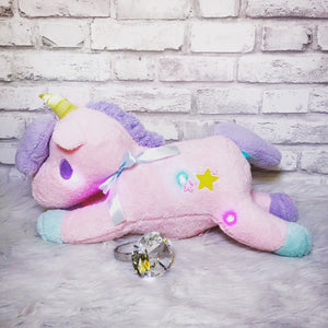 LED Unicorn Plush Toy