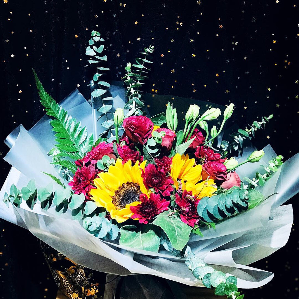 Sunflowers Bouquet (FD064)