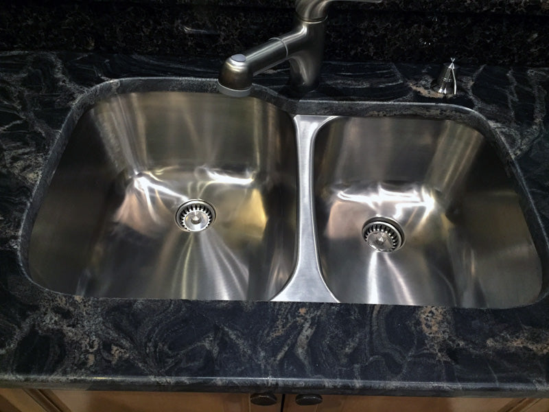 Client Review from Gail L. from Fort Myers Florida - Create Good Sinks