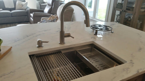 Superieur The Sink Is Such A Luxury Item But In So Many Ways It Feels Like A  Necessity!