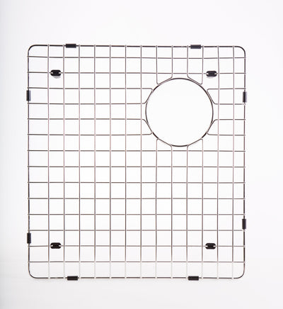 "GRID - 34"" large bowl - stainless steel sink grid  (GR-5LD34L)"