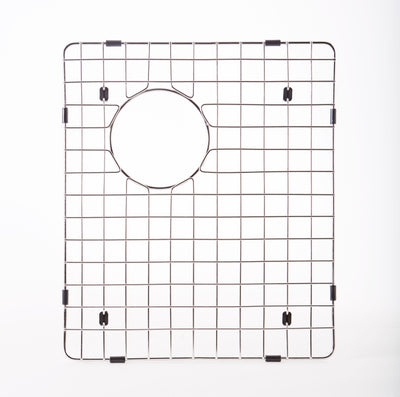 5LD34L stainless steel sink grid small bowl