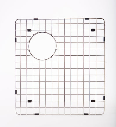 5LD34R stainless steel sink grid large bowl