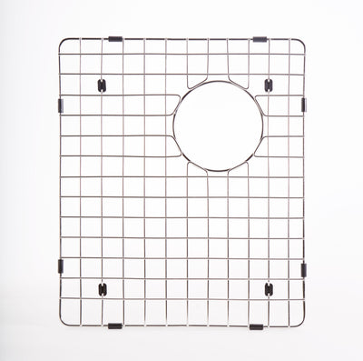 5LD34R stainless steel sink grid small bowl