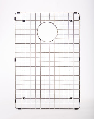 5LD63 small bowl stainless steel sink grid