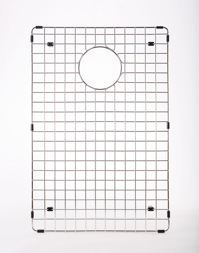 5LD39c large bowl stainless steel sink grid