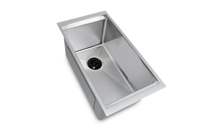 "10"" Ledge Sink Undermount Stainless Steel Sink"