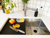 "Ledge Accessories - 15"" Black Cutting Board (LCB15-BL)"