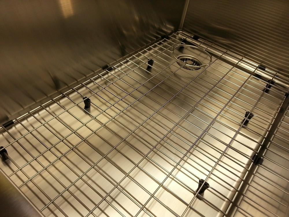Stainless steel sink grid (GR-5LS37R)