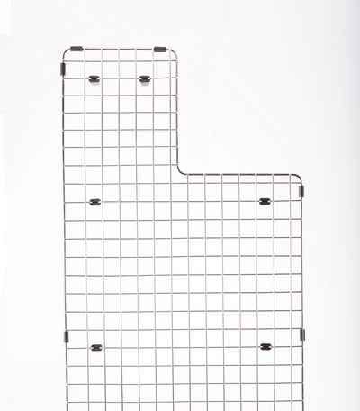 "5LS28L stainless steel grid for 28"" ledge sink"