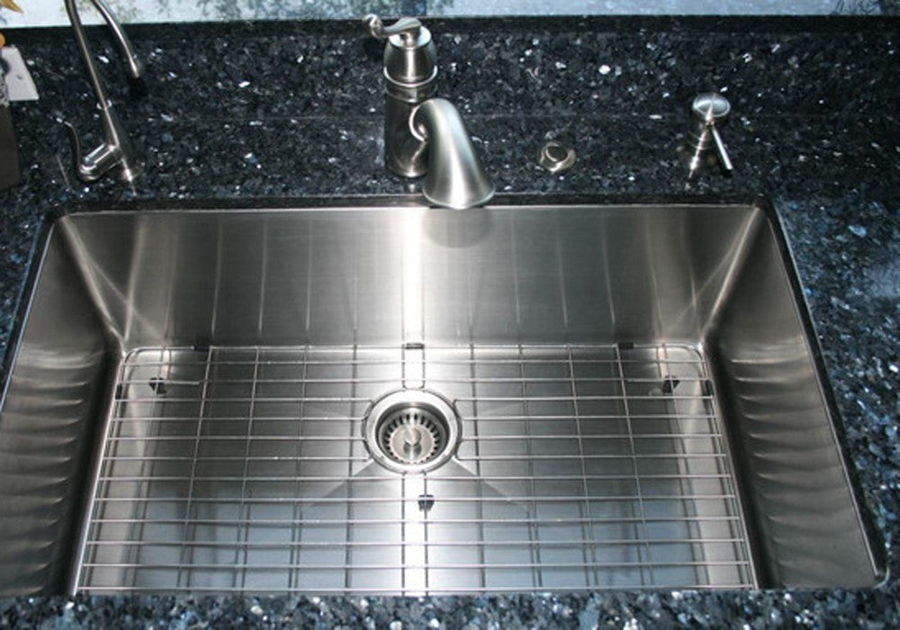 Stainless steel sink grid (GRID-5AS33)