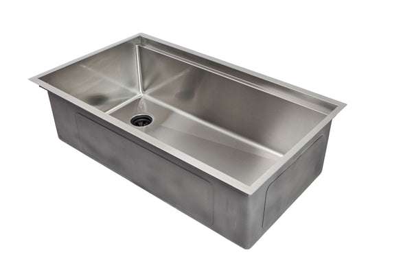 "33"" Ledge kitchen sink"