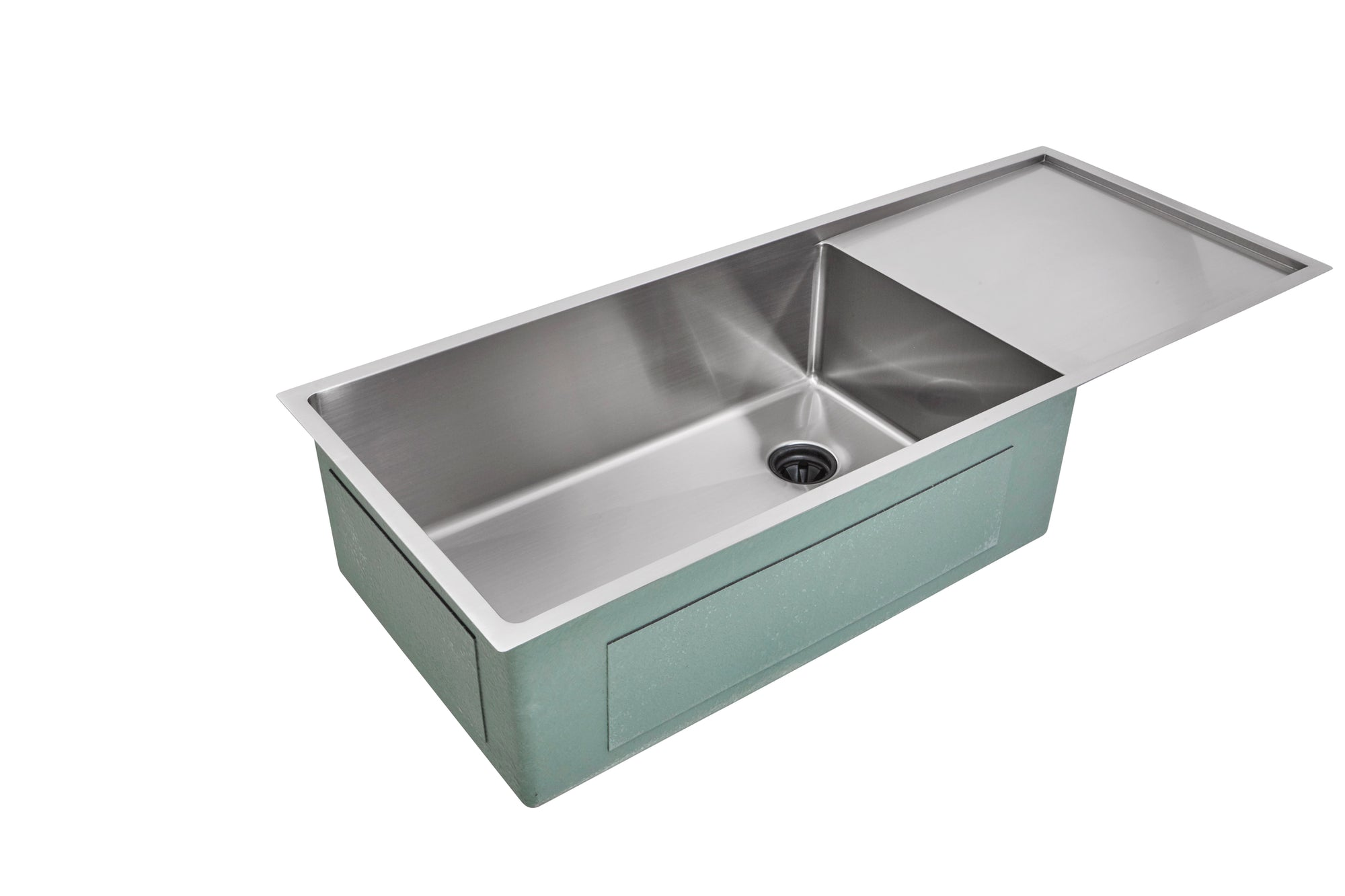 45 Drainboard Sink Single Bowl Drainboard Right 5ps27r