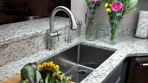Undermount Kitchen Sink - Wins Kitchen Show