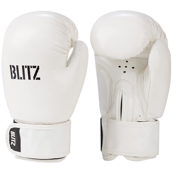 Blitz Kids Carbon Boxing Gloves