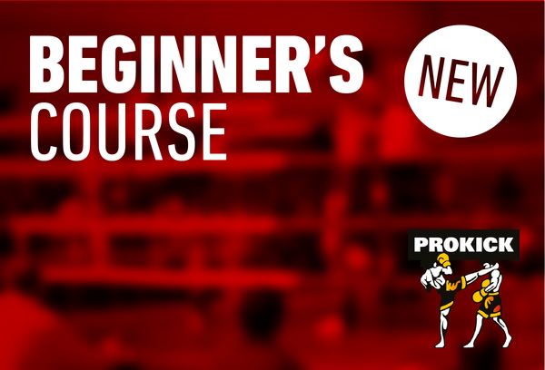 A new 6-week beginners course starts Tuesday 29th September @ 9pm