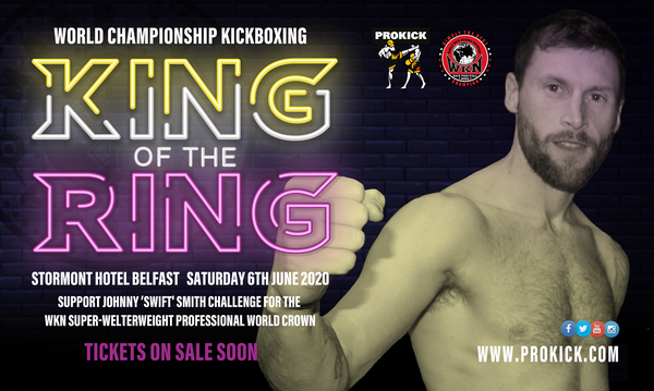 King of the Ring @ The Stormont Hotel