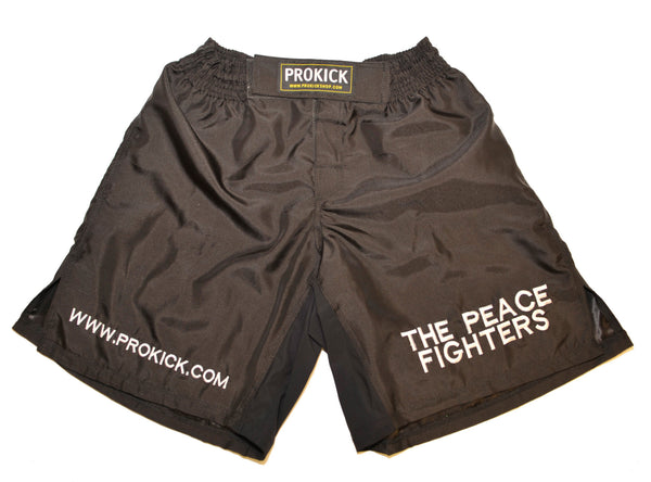 Kids ProKick Shorts -Black