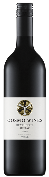 2014 Cosmo Wines Heathcote Shiraz