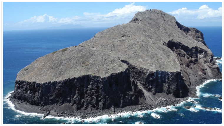 Have you heard of the island of Redonda?