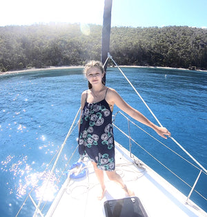 Want to come sailing in Australia with me 🌴