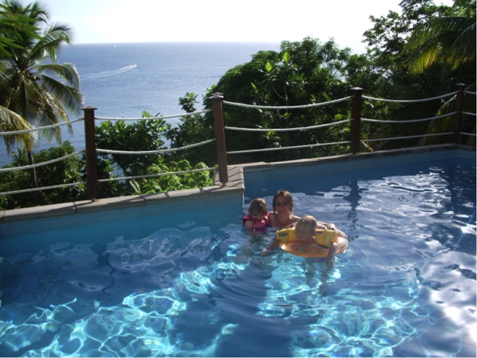 Top 10 things about Living in St.Lucia