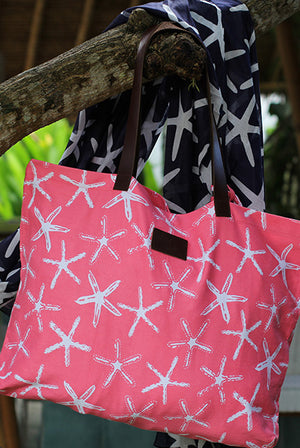 Wishes Cotton Beach Bag KVBBWS