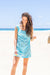 Fireworks Turtle Tee Beach Dress KV481
