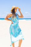 Arawak Cotton Beach Dress KV460