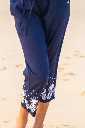 Aloha Cotton Pants KV498