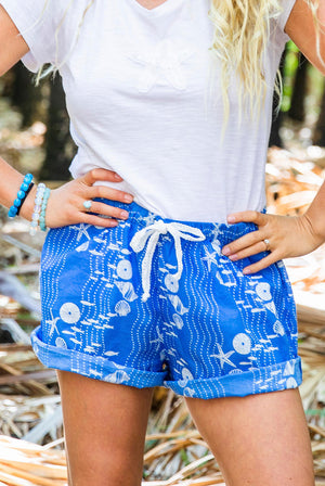 Coastal Cotton Boxer Shorts KV511