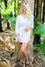 Island Girl Cotton Tunic Beach Coverup KV520
