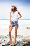 SeaShell Cotton Boxer Shorts KV510