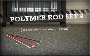 Super-Rod Polymer Rod Set 4