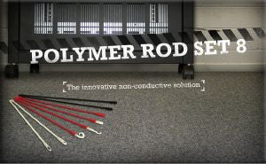 Super-Rod Polymer Rod Set 8