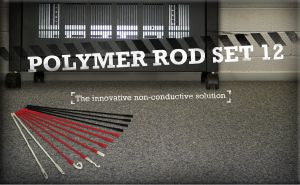 Super-Rod Polymer Rod Set 12