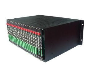 4U Rack Mount Chassis for 4 & 8 Ch Fibre Transmission Cards