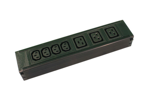 4 X IEC C13, 10Amp + 3 X IEC C19, 16Amp  Socketed, Hot Swap Module for PDU Chassis
