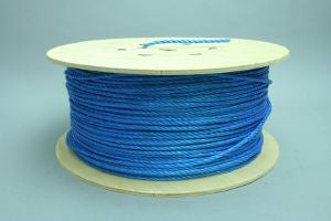6mm Blue Polypropylene Rope