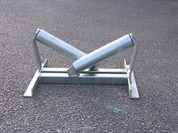 Cable and Pipe Rollers-V Type Lead In Pipe/Cable Roller (Small)