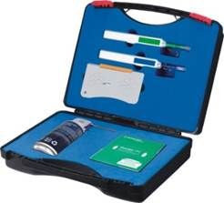 Optical Fibre Cleaning Tool Kit
