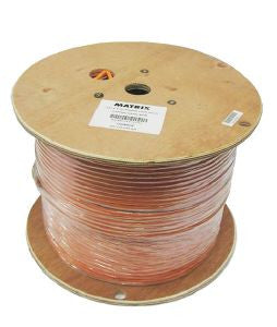Matrix Cat 6 Shielded FTP Solid Cable 305m Reel