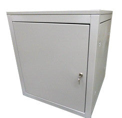 IP54 Rated Wall Cabinet - 4U  : 600 mm x 450 mm (w) x (d)